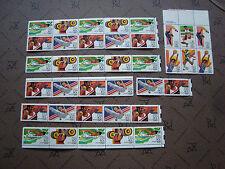 ETATS-UNIS - 37 timbres 1983 (jo) (majorite n**) (Z5) united state