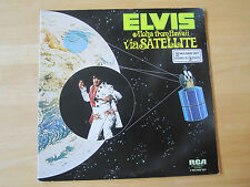 Elvis Presley LP, Aloha From Hawaii, RCA VPSX-6089-INT,  Canada, 2 Record Set