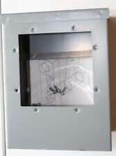 """8"""" x 6"""" x 4"""" Load Exit Canopy for a Mobile Home Pedestal with a 4' x 4"""" Opening"""
