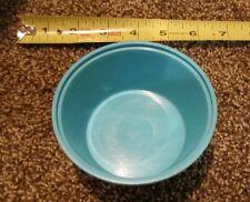 Fisher Price Fun with Food Pretend Play Part Kitchen Magic Burner Blue Pan Bowl