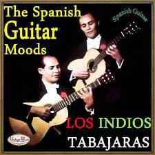 LOS INDIOS TABAJARAS CD Spanish Guitar / Moonlight Serenade Relaxing Moods