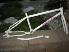 Old School Vintage BMX Mongoose Californian frame fork seat clamp post 1986