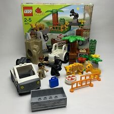 LEGO Duplo 4971 Set - Zoo Vehicles & Animals - Boxed