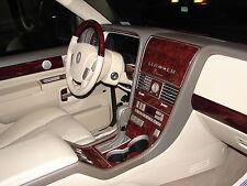 Fits Honda Accord 98-00 INTERIOR WOOD GRAIN DASHBOARD DASH KIT TRIM PARTS LCN