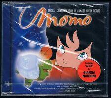 GIANNA NANNINI MOMO OST CD F. C. SIGILLATO!!!