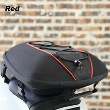 Oil Fuel Tank Bag Rear seat package Motorcycle Tail Boxes Racing Pack saddle bag