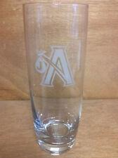 Johnny Appleseed Hard Apple Cider Glass Set of Six (6) 16 Oz. Glasses New & F/SH