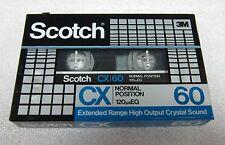 SCOTCH CX60 NICE TAPE JAPAN MARKET № 165