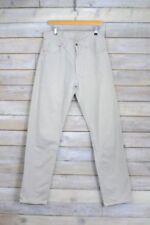 Jeans da uomo beigi marca Levi ' s Taglia 34