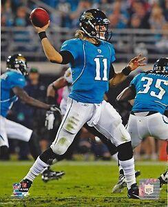 BLAINE GABBERT 8X10 PHOTO JACKSONVILLE JAGUARS PICTURE NFL FOOTBALL