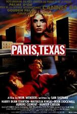 Affiche originale belge du Film Paris-Texas