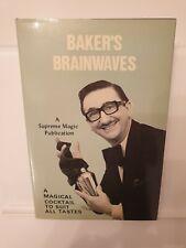 More details for roy baker - baker's brainwaves - magic book