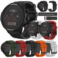 24mm Universal Sports Silicone Watch Wrist Band Strap Watch Quick Replacement