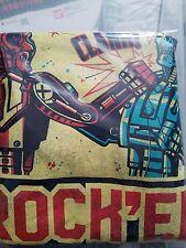 RockEm SockEm Terminator T800 Game fusion New Shirt Punch  EXCLUSIVE T-SHIRT XL
