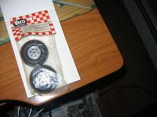 1 Pair Of Veco 2 Inch Wheels N.I.P.