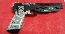 RAIDERS rubber band gun