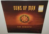 SUNZ OF MAN THE REBIRTH (2019) BRAND NEW SEALED LIMITED GOLD COLOURED VINYL LP