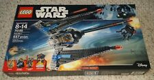 Lego 75185 Star Wars Tracker I New Sealed 557 Pieces Fast Shipping