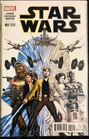 STAR WARS AOR HAN SOLO #1 Parel Heroes Variant 2019 Marvel Comics 05//01//19