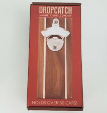 Pottery Barn Drop Catch Magnetic Bottle Opener and Cap Catcher Pilsner 60-Caps