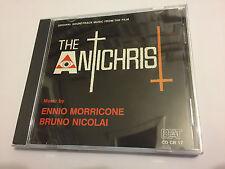 L'ANTICHRISTO / SEPOLTA VIVA (Ennio Morricone) OOP BEAT Score OST Soundtrack CD
