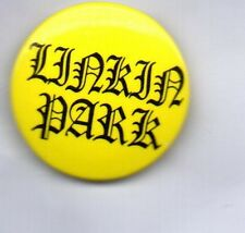LINKIN PARK BUTTON BADGE - AMERICAN ROCK BAND 25mm PIN - THE HUNTING PARTY