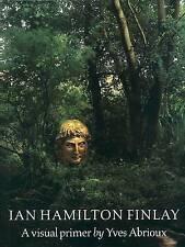 Ian Hamilton Finlay: A Visual Primer-ExLibrary