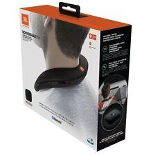 JBL Soundgear Bluetooth Neck Speaker - Black - Excellent Condition SHIPS ASAP