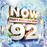 Various Artists : Now That's What I Call Music! 92 CD 2 discs (2015) ***NEW***
