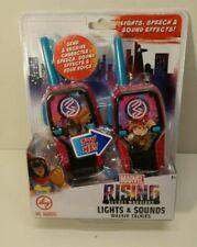 Ms. Marvel Rising Secret Warriors Lights & Sounds Walkie Talkies