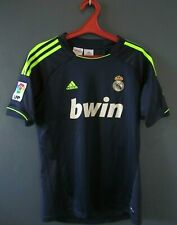 REAL MADRID 2012 LFP  FOOTBALL SOCCER JERSEY T-SHIRT MAGLIA YOUTH SIZE L 4+/5