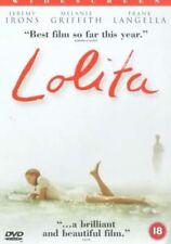Lolita [1998] (DVD) Jeremy Irons, Dominique Swain, Melanie Griffith