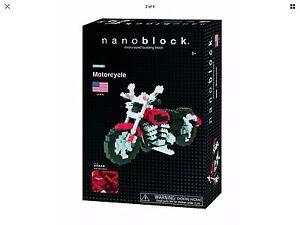 Nanoblock Motorcycle Kit