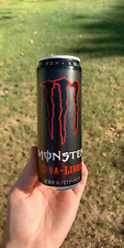 BRAND NEW Monster Energy Drink Cuba Libre 355ml Can From Japan