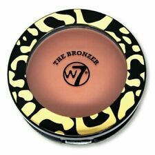 W7 Makeup Make Up The Bronzer Matte Compact Bronzing Powder Face Cosmetics