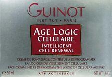 Guinot Âge Logique Cellulaire Rajeunissement Crème 50ml (47.3ml) Frais Neuf