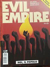 EVIL EMPIRE n.1  -  Cosmo editoriale