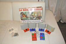Old Game Battle Naval Electronic Ceji