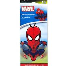 Plasticolor 005421R01 Marvel Spider-Man Wiggler Air Freshener