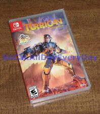 Turrican Flashback ~ 30th Anniversary (Nintendo Switch) BRAND NEW FACTORY SEALED