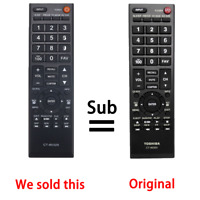CT-90325 Replace Remote for Toshiba TV 22C100U / 26C100U / 32C100U / 40E200U1