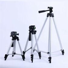 1.5m Aluminum Tripod Stand W/Leveler Adjust & Carrying Case for SLR Cameras