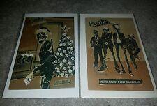 SIGNED Punks: the Comic Summer & Winter Special #1 JOSH FIALKOV Kody Chamberlain