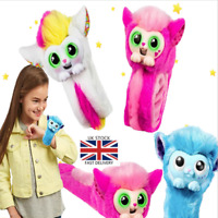 UK Little Live Pets Wrapples Wearable Wrist Sensors Pets Gift (3 Characters)