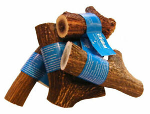 PureDog StagBar Natural Antler Dog Chew tough treat puppy healthy long lasting