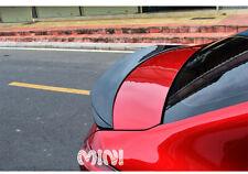 For Mazda 3 Sedan Axela 2014-2018 Carbon Fiber Rear Trunk Spoiler Boot Lip Wing