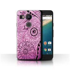 Étuis, housses et coques noire LG Nexus 5X pour téléphone mobile et assistant personnel (PDA) LG