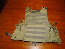 Brand New RBAV-SF Releasable Body Armor Vest SDS BAE Systems Khaki Sz. Small