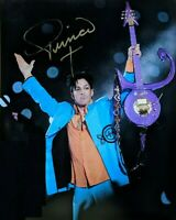 Prince Autographed Signed 8x10 Photo REPRINT