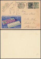 Belgium -Postal stationary. Publibel 1281.Chocolat/Cacao. (8G-34848) Mv-5072